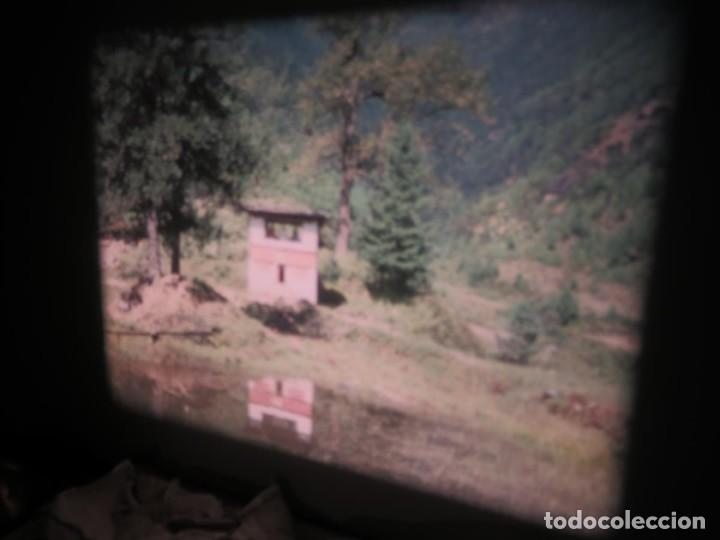 Cine: ANTIGUA BOBINA PELÍCULA-FILMACIONESAMATEUR -BOUTHAN TERMINÉ Á THIMPHU-AÑOS 80-16 MM, RETRO VINTAGE - Foto 3 - 194668903