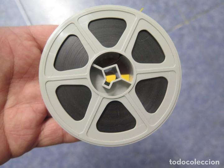 Cine: ANTIGUA BOBINA PELÍCULA-FILMACIONESAMATEUR -BOUTHAN TERMINÉ Á THIMPHU-AÑOS 80-16 MM, RETRO VINTAGE - Foto 52 - 194668903