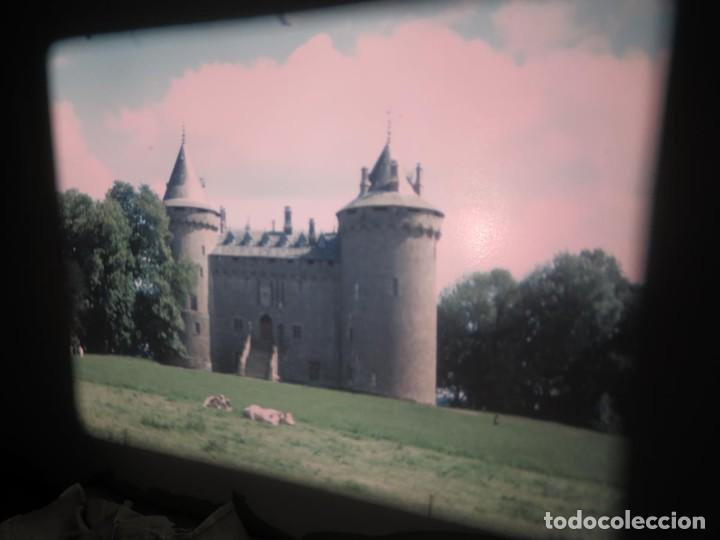 Cine: ANTIGUA BOBINA PELÍCULA-FILMACIONES AMATEUR,De Vendôme á Saint-Malo-AÑOS 80- 6 MM, RETRO VINTAGE - Foto 7 - 194669241