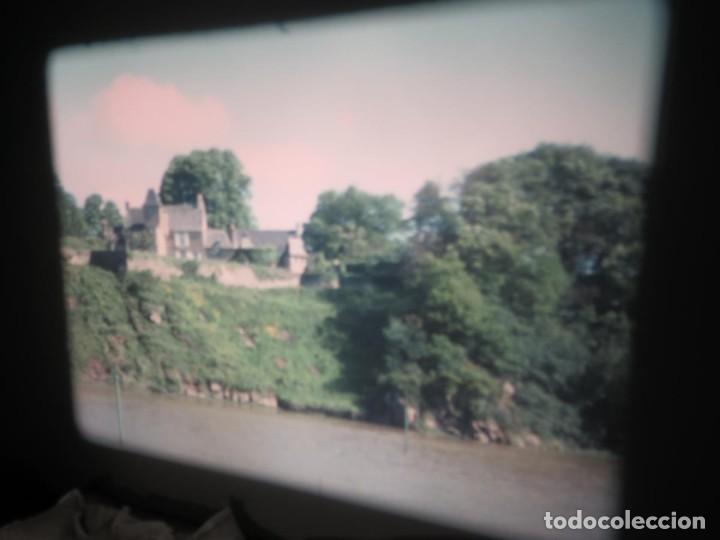 Cine: ANTIGUA BOBINA PELÍCULA-FILMACIONES AMATEUR,De Vendôme á Saint-Malo-AÑOS 80- 6 MM, RETRO VINTAGE - Foto 13 - 194669241