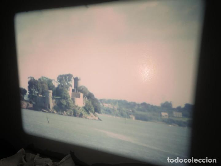 Cine: ANTIGUA BOBINA PELÍCULA-FILMACIONES AMATEUR,De Vendôme á Saint-Malo-AÑOS 80- 6 MM, RETRO VINTAGE - Foto 15 - 194669241
