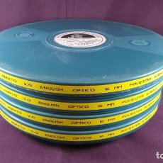 Cine: ** J.F.K ** 16MM (KEVIN COSTNER, TOMMY LEE JONES / CULT FILM ) LIKE NEW-MAXIMUN QUALITY !! MUY NUEVA. Lote 199636116