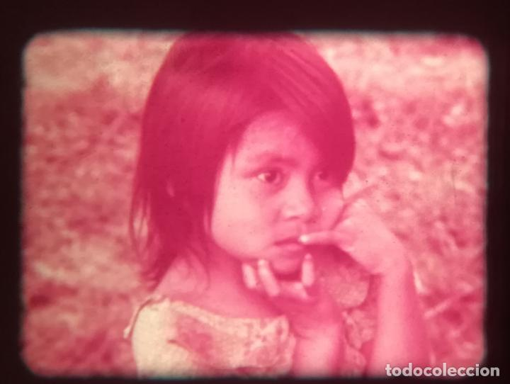 Cine: 16mm ++ Documental ecuador ++ Bobina 300 metros sonido en alemán - Foto 3 - 201248602