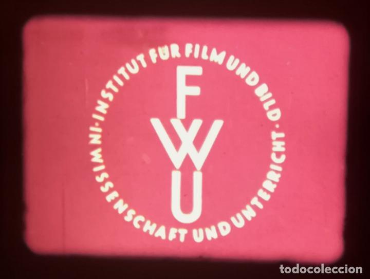 Cine: 16mm ++ Documental ecuador ++ Bobina 300 metros sonido en alemán - Foto 5 - 201248602