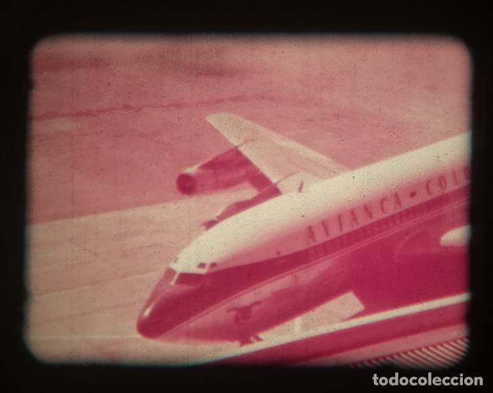 Cine: 16mm ++ Documental ecuador ++ Bobina 300 metros sonido en alemán - Foto 6 - 201248602