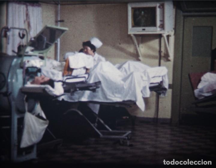 Cine: GLOSSOPHARYNGEAL BREATHING - Película documental de 16 mm. - Foto 3 - 185727667