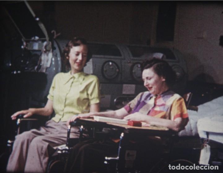 Cine: GLOSSOPHARYNGEAL BREATHING - Película documental de 16 mm. - Foto 4 - 185727667