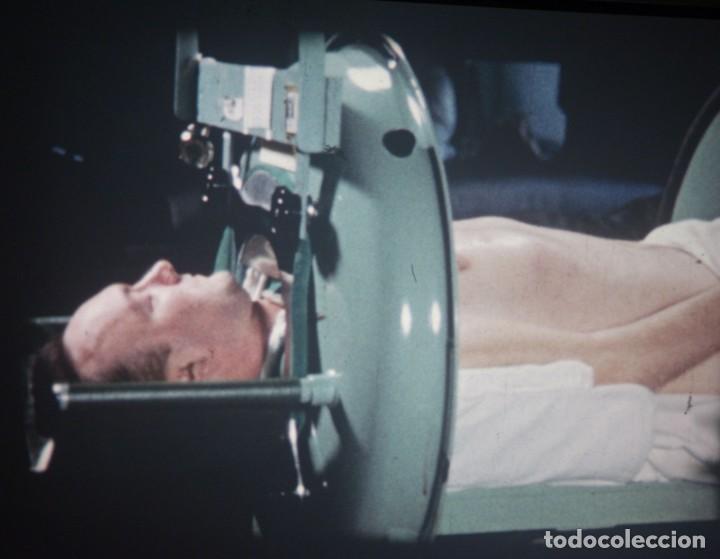 Cine: GLOSSOPHARYNGEAL BREATHING - Película documental de 16 mm. - Foto 5 - 185727667