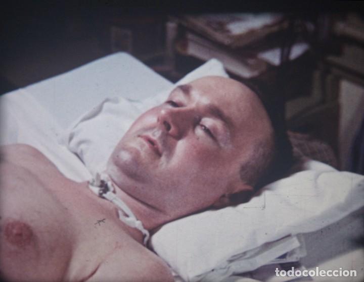 Cine: GLOSSOPHARYNGEAL BREATHING - Película documental de 16 mm. - Foto 6 - 185727667