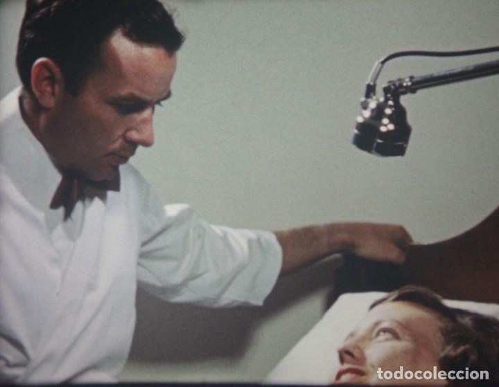 Cine: GLOSSOPHARYNGEAL BREATHING - Película documental de 16 mm. - Foto 10 - 185727667