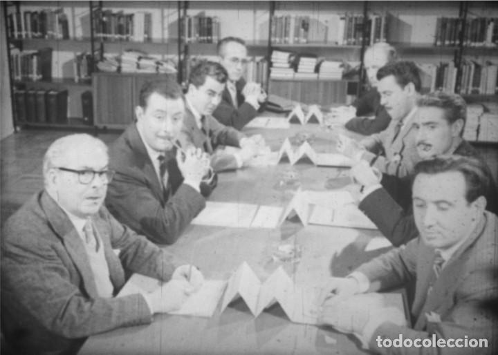 Cine: REUNION A LAS CINCO - Película de cine de 16 mm titulada Reunión a las cinco - Foto 5 - 185726053