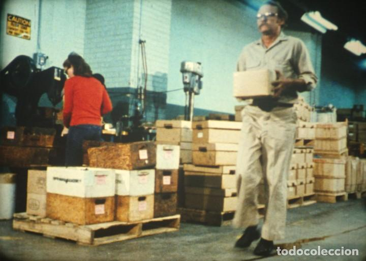 Cine: EL ORDEN Y LA LIMPIEZA. - Película educativa de prevención de accidentes. - Foto 5 - 185735905