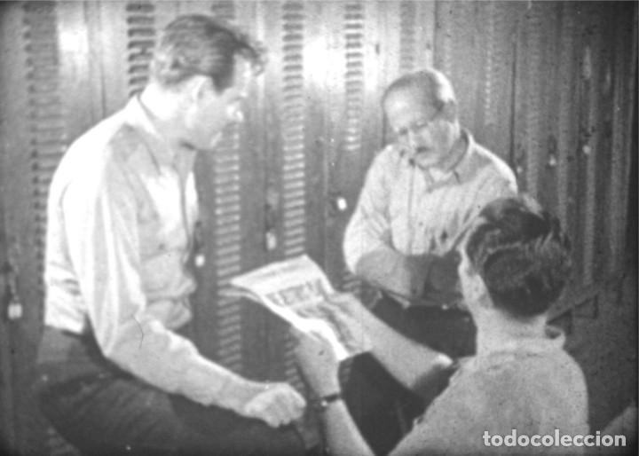 Cine: MOTIVO DE ALARMA - Película educativa de prevención de accidentes. Cine de 16 mm. - Foto 7 - 185735745