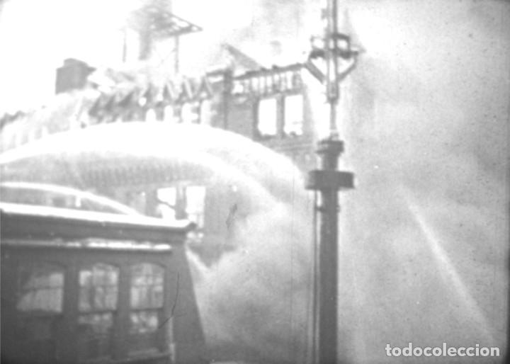 Cine: MOTIVO DE ALARMA - Película educativa de prevención de accidentes. Cine de 16 mm. - Foto 8 - 185735745