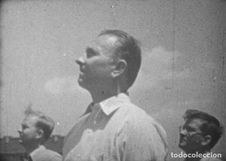 Cine: MOTIVO DE ALARMA - Película educativa de prevención de accidentes. Cine de 16 mm. - Foto 9 - 185735745