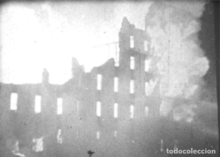 Cine: MOTIVO DE ALARMA - Película educativa de prevención de accidentes. Cine de 16 mm. - Foto 11 - 185735745