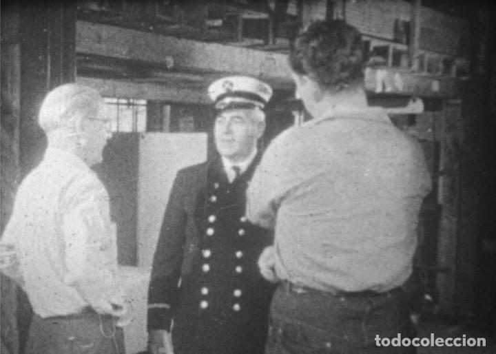Cine: MOTIVO DE ALARMA - Película educativa de prevención de accidentes. Cine de 16 mm. - Foto 12 - 185735745