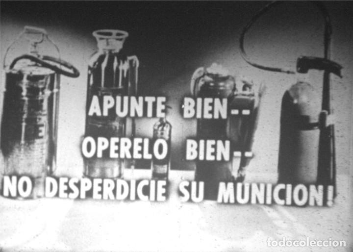 Cine: MOTIVO DE ALARMA - Película educativa de prevención de accidentes. Cine de 16 mm. - Foto 14 - 185735745