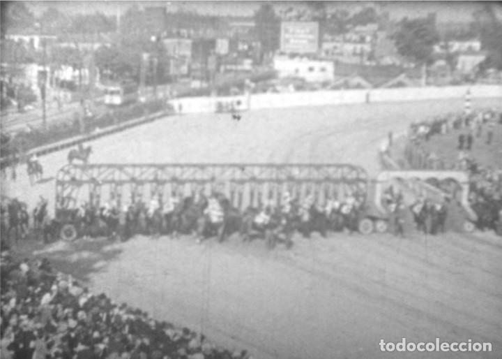 Cine: CABALLOS Y MÁS, AÑOS 50 EE.UU. Película de cine de 16 mm, con imágenes de caballos y otros animales. - Foto 4 - 184727928