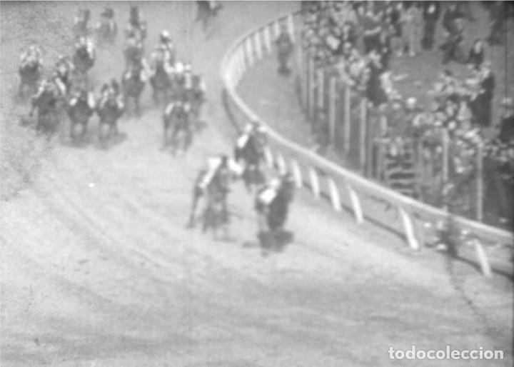 Cine: CABALLOS Y MÁS, AÑOS 50 EE.UU. Película de cine de 16 mm, con imágenes de caballos y otros animales. - Foto 5 - 184727928