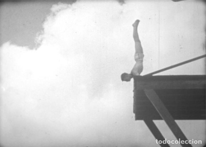 Cine: SWIMMING AND DIVING ALES (complete edition) - Película de cine de 16 mm - Foto 6 - 185737416
