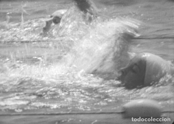 Cine: SWIMMING AND DIVING ALES (complete edition) - Película de cine de 16 mm - Foto 7 - 185737416