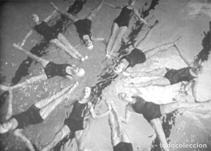 Cine: SWIMMING AND DIVING ALES (complete edition) - Película de cine de 16 mm - Foto 9 - 185737416