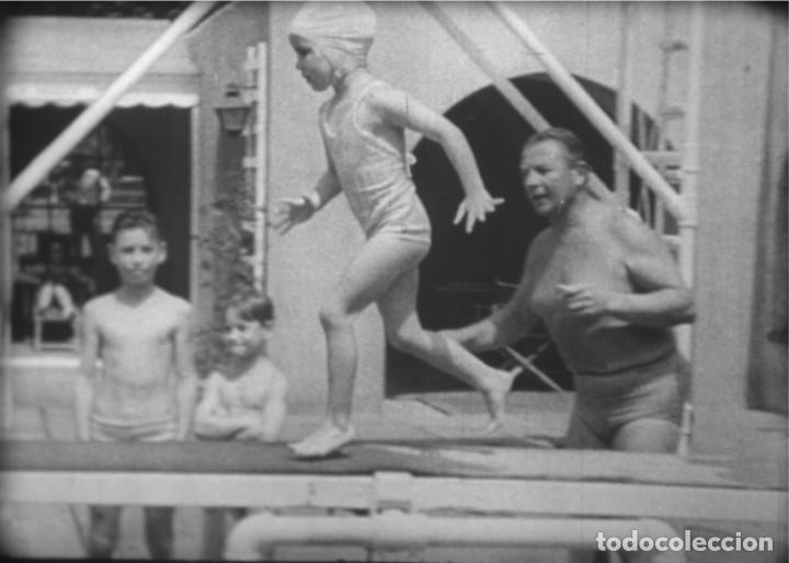 Cine: SWIMMING AND DIVING ALES (complete edition) - Película de cine de 16 mm - Foto 13 - 185737416