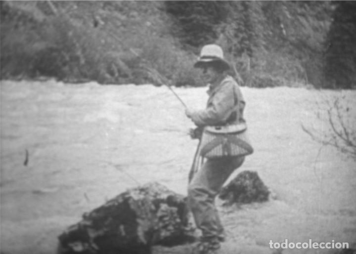 Cine: FISHING TRILLS (complete edition)- Película de cine de 16 mm. - Foto 3 - 203765946