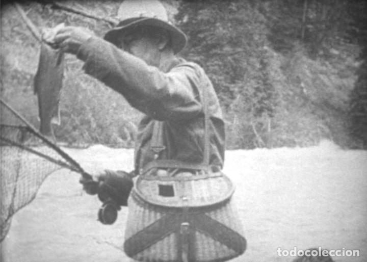 Cine: FISHING TRILLS (complete edition)- Película de cine de 16 mm. - Foto 4 - 203765946