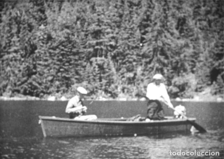 Cine: FISHING TRILLS (complete edition)- Película de cine de 16 mm. - Foto 7 - 203765946