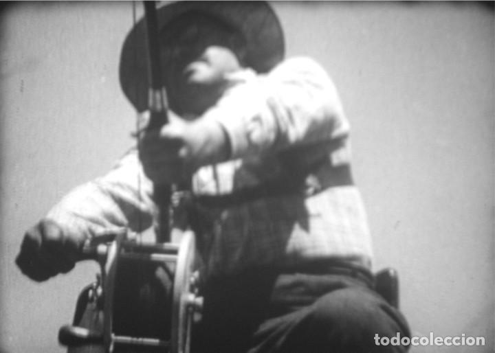 Cine: FISHING TRILLS (complete edition)- Película de cine de 16 mm. - Foto 9 - 203765946
