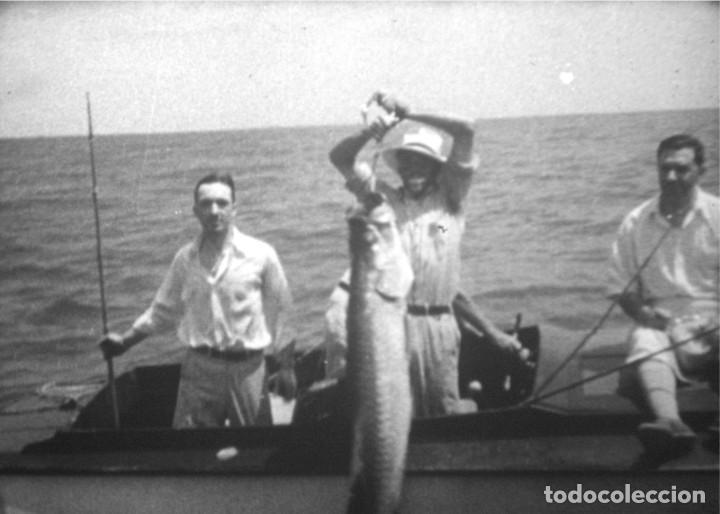 Cine: FISHING TRILLS (complete edition)- Película de cine de 16 mm. - Foto 12 - 203765946