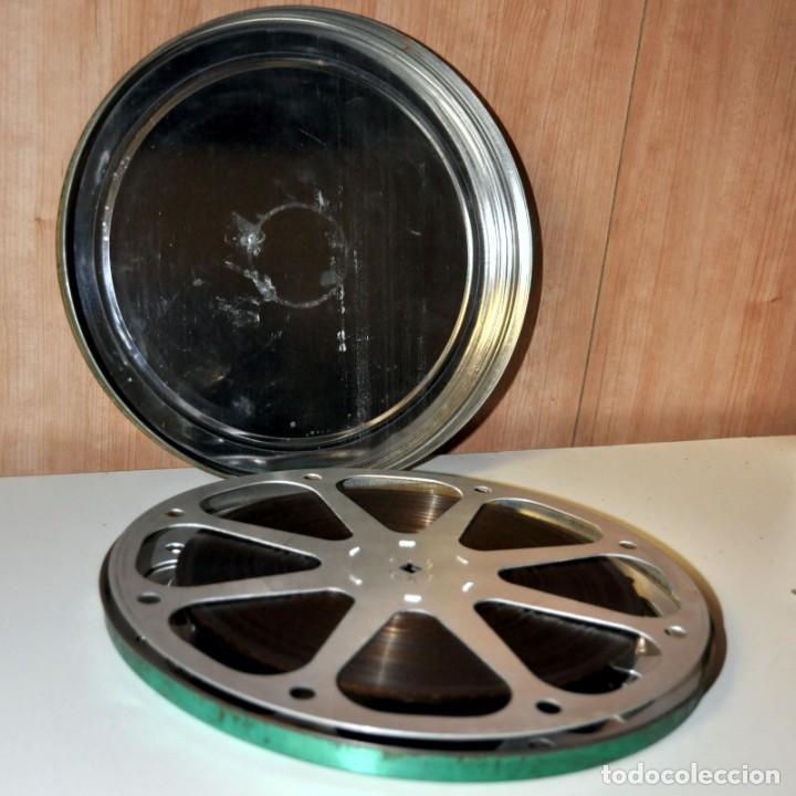 Cine: COMO UTILIZAR EL TELEFONO - Película de cine de 16 mm. - Foto 2 - 203766462