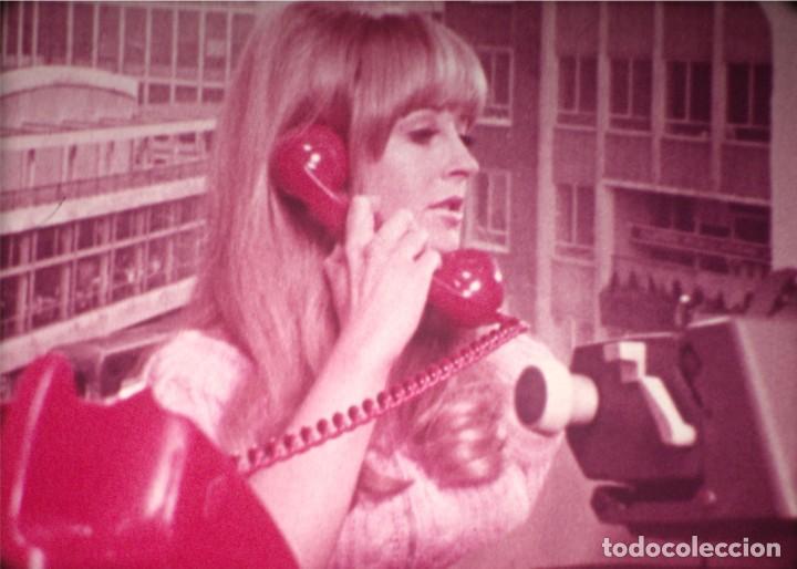 Cine: COMO UTILIZAR EL TELEFONO - Película de cine de 16 mm. - Foto 4 - 203766462