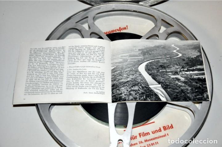 Cine: EIN ALPENFLUB DER LECH - Película de cine de 16 mm. - Foto 2 - 203771431