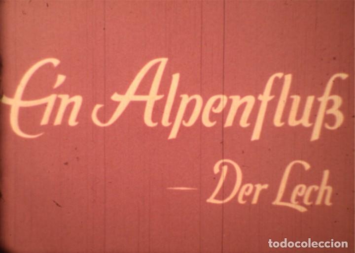 Cine: EIN ALPENFLUB DER LECH - Película de cine de 16 mm. - Foto 4 - 203771431