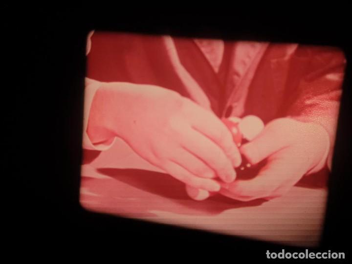 Cine: LA MATERIA,LA POLINIZACIÓN DE LAS FLORES (DOCUMENTALES)16 MM- 1 x 300 MTS. RETRO-VINTAGE FILM - Foto 2 - 207295568
