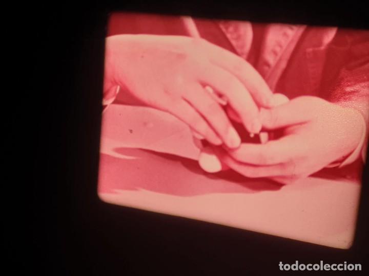 Cine: LA MATERIA,LA POLINIZACIÓN DE LAS FLORES (DOCUMENTALES)16 MM- 1 x 300 MTS. RETRO-VINTAGE FILM - Foto 3 - 207295568