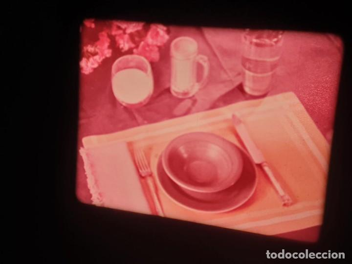 Cine: LA MATERIA,LA POLINIZACIÓN DE LAS FLORES (DOCUMENTALES)16 MM- 1 x 300 MTS. RETRO-VINTAGE FILM - Foto 7 - 207295568