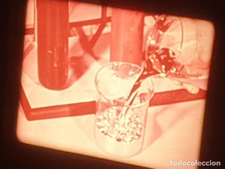 Cine: LA MATERIA,LA POLINIZACIÓN DE LAS FLORES (DOCUMENTALES)16 MM- 1 x 300 MTS. RETRO-VINTAGE FILM - Foto 11 - 207295568