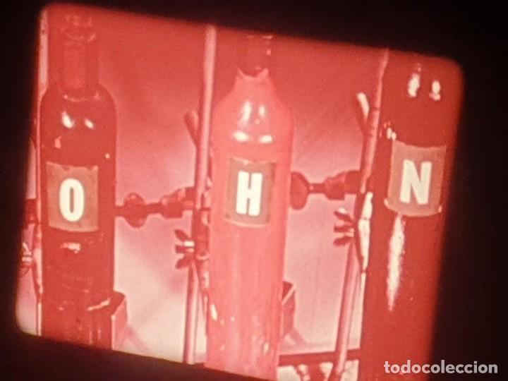 Cine: LA MATERIA,LA POLINIZACIÓN DE LAS FLORES (DOCUMENTALES)16 MM- 1 x 300 MTS. RETRO-VINTAGE FILM - Foto 13 - 207295568