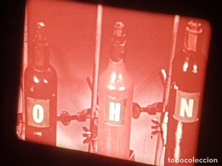 Cine: LA MATERIA,LA POLINIZACIÓN DE LAS FLORES (DOCUMENTALES)16 MM- 1 x 300 MTS. RETRO-VINTAGE FILM - Foto 14 - 207295568