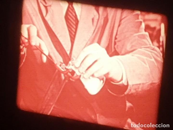 Cine: LA MATERIA,LA POLINIZACIÓN DE LAS FLORES (DOCUMENTALES)16 MM- 1 x 300 MTS. RETRO-VINTAGE FILM - Foto 16 - 207295568