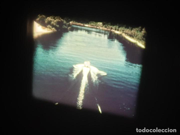 Cine: SPOT-PUBLICITARIO-EVINRUDE - ADVERTISING-16 MM SOUND - RETRO VINTAGE FILM - Foto 5 - 207295821