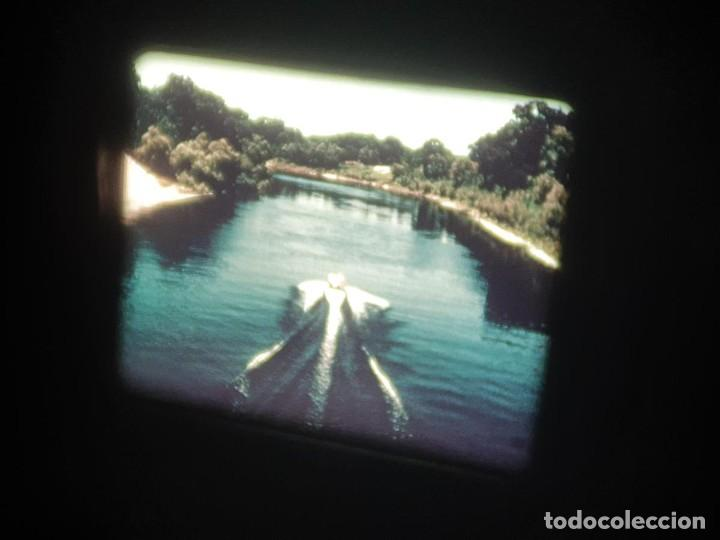 Cine: SPOT-PUBLICITARIO-EVINRUDE - ADVERTISING-16 MM SOUND - RETRO VINTAGE FILM - Foto 6 - 207295821