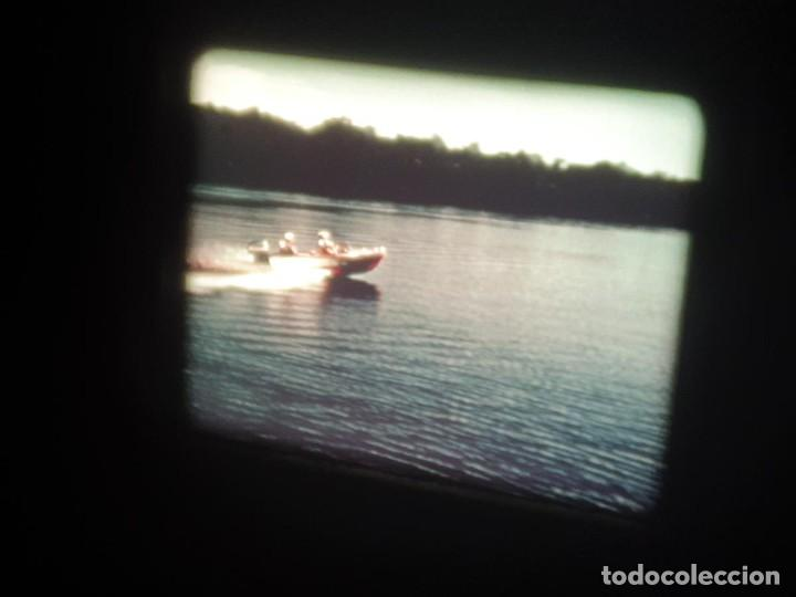 Cine: SPOT-PUBLICITARIO-EVINRUDE - ADVERTISING-16 MM SOUND - RETRO VINTAGE FILM - Foto 18 - 207295821