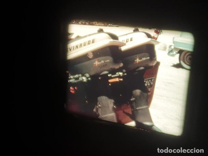 Cine: SPOT-PUBLICITARIO-EVINRUDE - ADVERTISING-16 MM SOUND - RETRO VINTAGE FILM - Foto 25 - 207295821