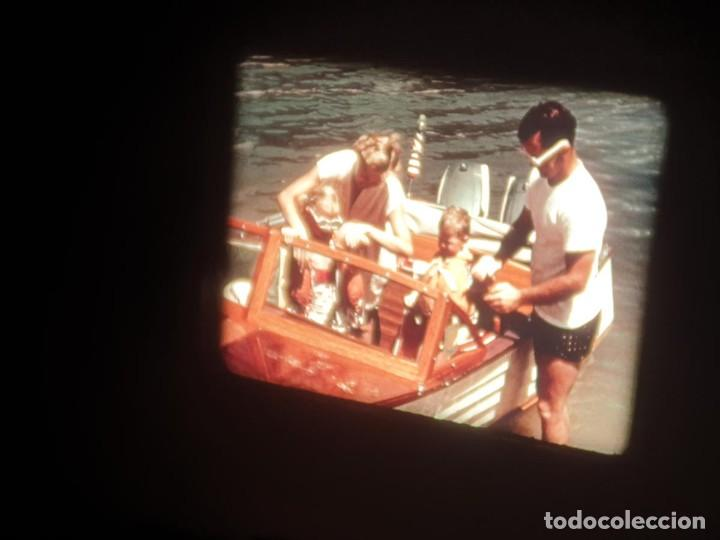 Cine: SPOT-PUBLICITARIO-EVINRUDE - ADVERTISING-16 MM SOUND - RETRO VINTAGE FILM - Foto 27 - 207295821