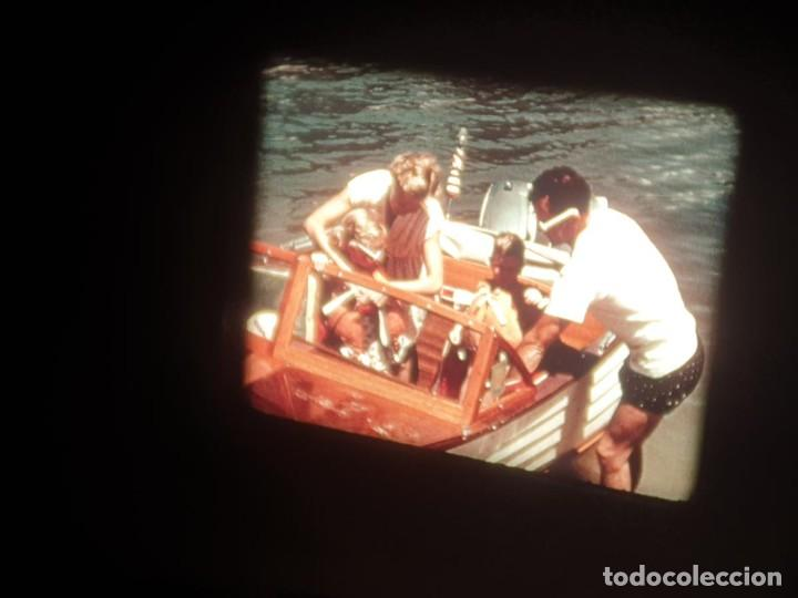 Cine: SPOT-PUBLICITARIO-EVINRUDE - ADVERTISING-16 MM SOUND - RETRO VINTAGE FILM - Foto 28 - 207295821